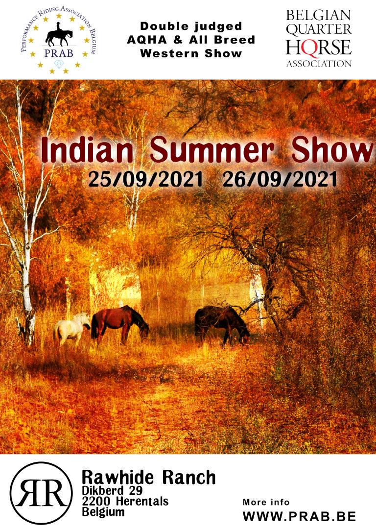 Indian Summer Show